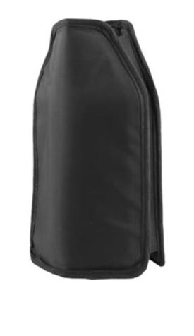 Vinkøler frakkemodel sort