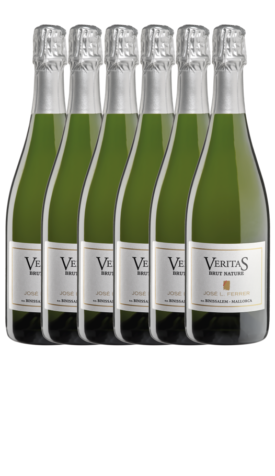 Jose L Ferrer Veritas Brut box