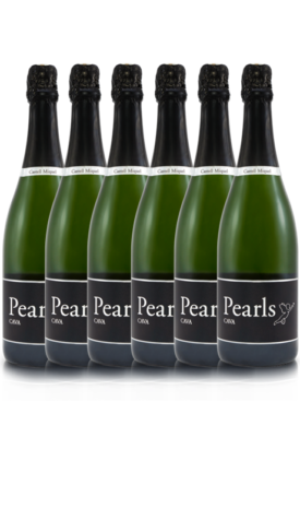 Pearls of an Angel Cava box
