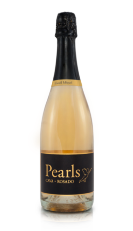 Pearls of an Angel Cava rosado