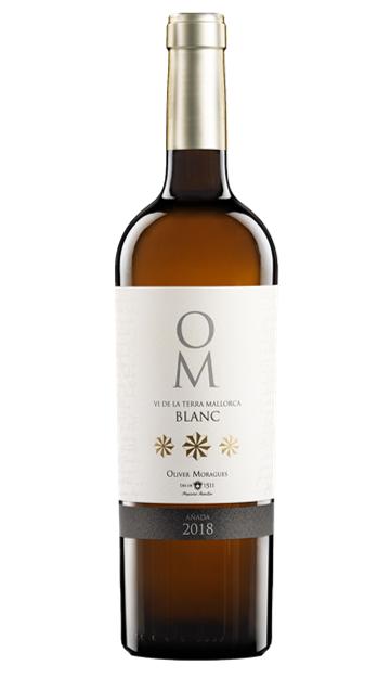 Oliver Moragues OM Blanc