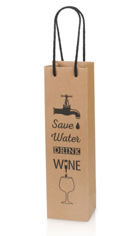 Gavepose Save water Drink wine
